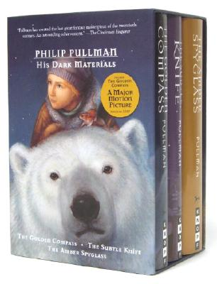 His Dark Materials: The Golden Compass/The Subtle Knife/The Amber Spyglass Cover Image