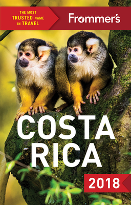 Frommer's Costa Rica 2018 (Complete Guides) Cover Image