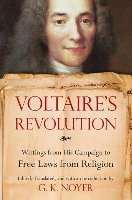 Cover for Voltaire's Revolution