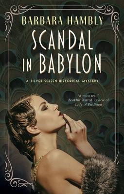 Cover for Scandal in Babylon