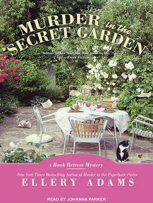 Murder in the Secret Garden (Book Retreat Mystery #3) Cover Image