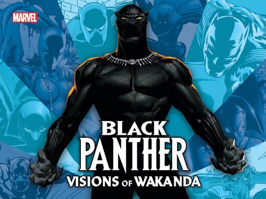 Black Panther: Visions of Wakanda Cover Image