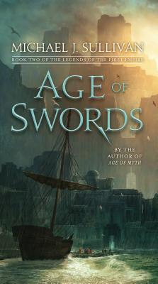 Age of Swords: Book Two of the Legends of the First Empire Cover Image