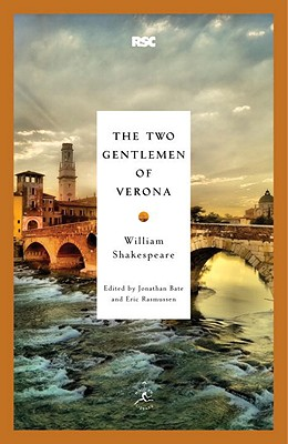 The Two Gentlemen of Verona Cover
