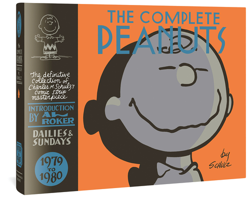 The Complete Peanuts 1979-1980 Cover