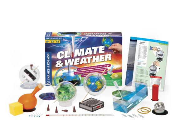 Climate & Weather Cover Image