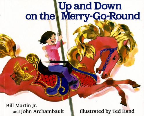 Up and Down on the Merry-Go-Round Cover