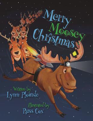 Merry Moosey Christmas Cover Image