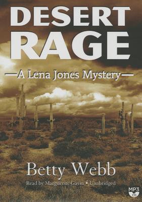 Desert Rage: A Lena Jones Mystery (Lena Jones Mysteries #8) Cover Image