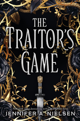 The Traitor's Game (The Traitor's Game, Book 1) Cover Image