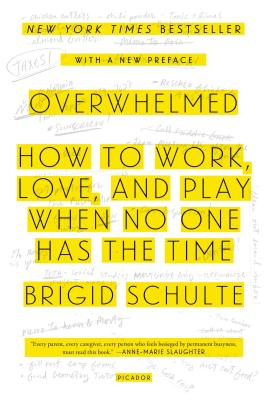 Overwhelmed: How to Work, Love, and Play When No One Has the Time Cover Image