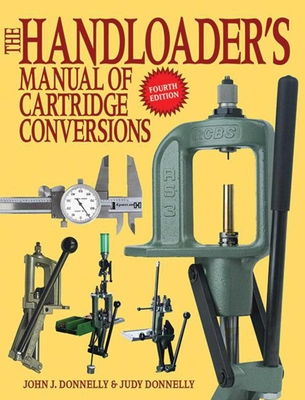 The Handloader's Manual of Cartridge Conversions Cover Image