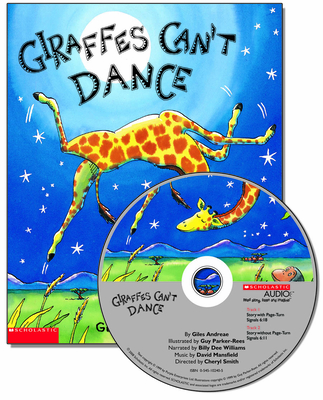 Giraffes Can't Dance [With Book] Cover