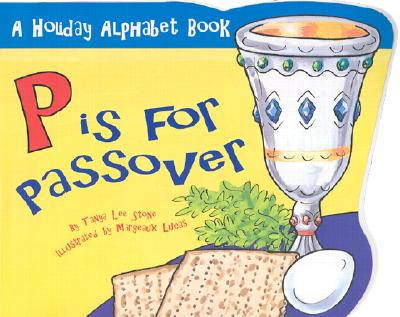 P is for Passover Cover Image