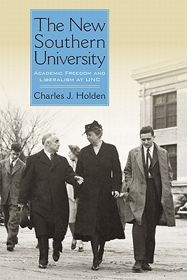 Cover for The New Southern University