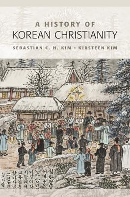 A History of Korean Christianity Cover Image