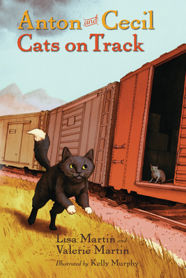 Cover for Anton and Cecil, Book 2