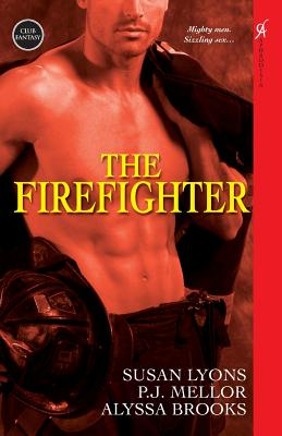 The Firefighter (Club Fantasy #3) Cover Image