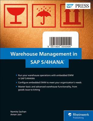 Warehouse Management in SAP S/4hana: Embedded Ewm Cover Image
