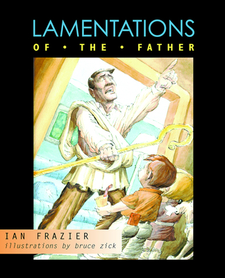 Lamentations of the Father Cover Image