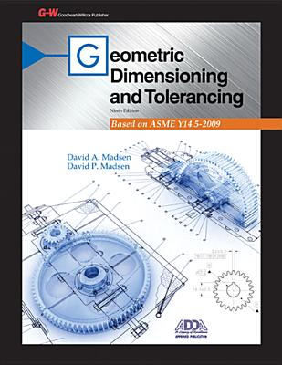 Geometric Dimensioning and Tolerancing Cover Image