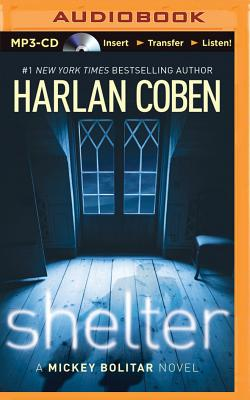 Shelter (Mickey Bolitar #1) Cover Image