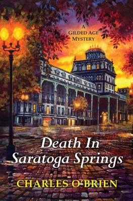 Death in Saratoga Springs Cover