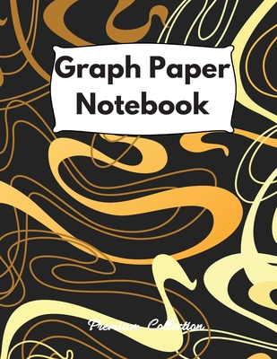 Graph Paper Notebook: Large Simple Graph Paper Notebook, 100 Quad ruled 5x5 pages 8.5 x 11 / Grid Paper Notebook for Math and Science Studen Cover Image