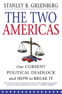 The Two Americas Cover