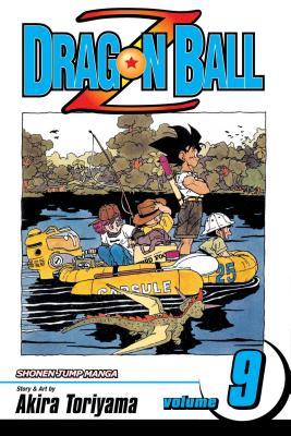 Dragon Ball Z, Vol. 09 cover image