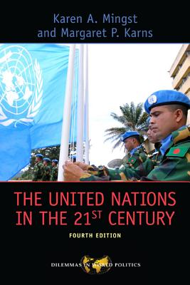 The United Nations in the 21st Century Cover Image