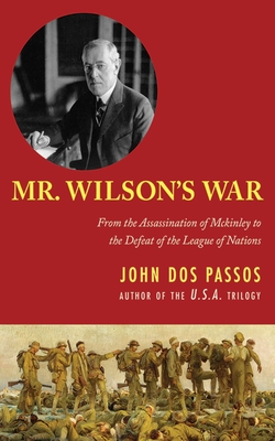 Mr. Wilson's War Cover