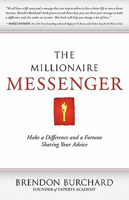 The Millionaire Messenger Cover