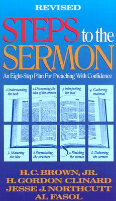 Steps to the Sermon Cover