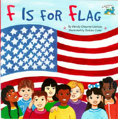 F Is for Flag Cover Image