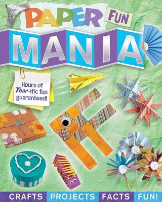 Paper Fun Mania (Mania  #4) Cover Image