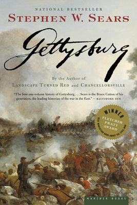 Gettysburg Cover Image