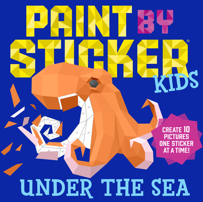 Cover for Paint by Sticker Kids