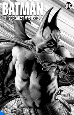 Batman: His Greatest Mysteries Cover Image