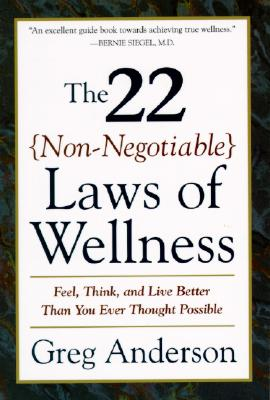 The 22 Non-Negotiable Laws of Wellness Cover
