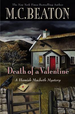 Death of a Valentine Cover