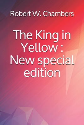 The King in Yellow: New special edition Cover Image