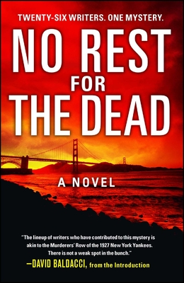 No Rest for the Dead Cover