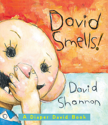 David Smells! A Diaper David Book: A Diaper David Book Cover Image