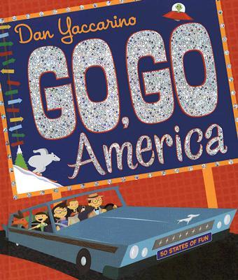 Cover for Go, Go America