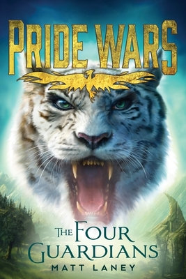 Cover for The Four Guardians (Pride Wars)