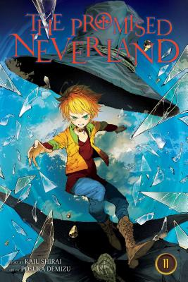 The Promised Neverland, Vol. 11 Cover Image