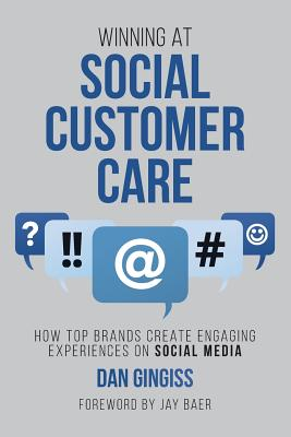 Cover for Winning at Social Customer Care