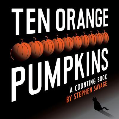 Ten Orange Pumpkins Cover