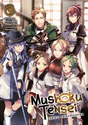Mushoku Tensei: Jobless Reincarnation (Light Novel) Vol. 1 Cover Image